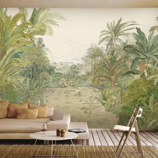 Tropical Amazonian Wallmurals
