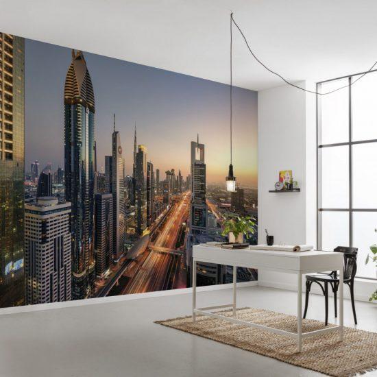 CityScape Wallmurals